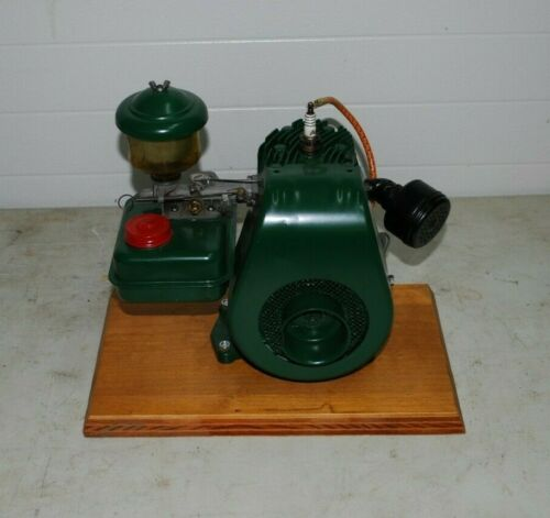 Clinton Model 330 JOA 1 HP Gas Engine Motor