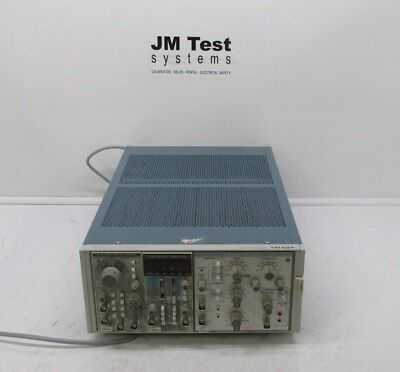 Tektronix Tm504 With Pulse Generator Function Generator Universal Timer Br