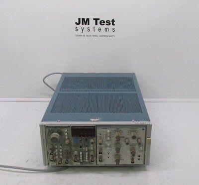 Tektronix Tm504 With Pulse Generator Function Generator Universal Timer Br