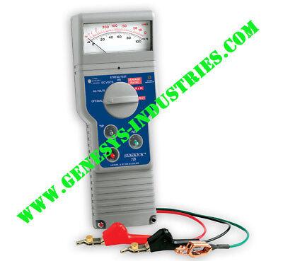 Tempo Sidekick 7b 1134-5029 Telco Test Set Good Condition