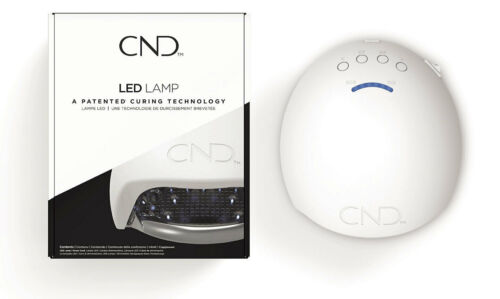 CND Professional LED Light Lamp Patented Curing Technology NEW - Great Deal