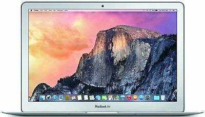 Apple Macbook Air Dual Core I5 Turbo Boost 11 6  Facetime Sierra Osx Mc968ll A