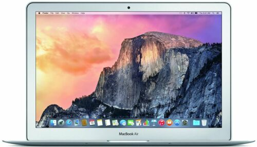 """Apple MacBook Air 11.6"""" Intel Core i5 Turbo Boost 4GB RAM 128GB SSD Notebook Mac"""
