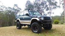 1992 Mitsubishi Pajero Wagon Gilston Gold Coast West Preview