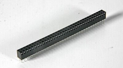 Pcb Header Connector - 68 Pin - 10 Pieces