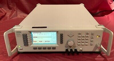 Anritsu 68369b Synthesized Sweep Signal Generator 10mhz-40ghz Opt. 2b 11