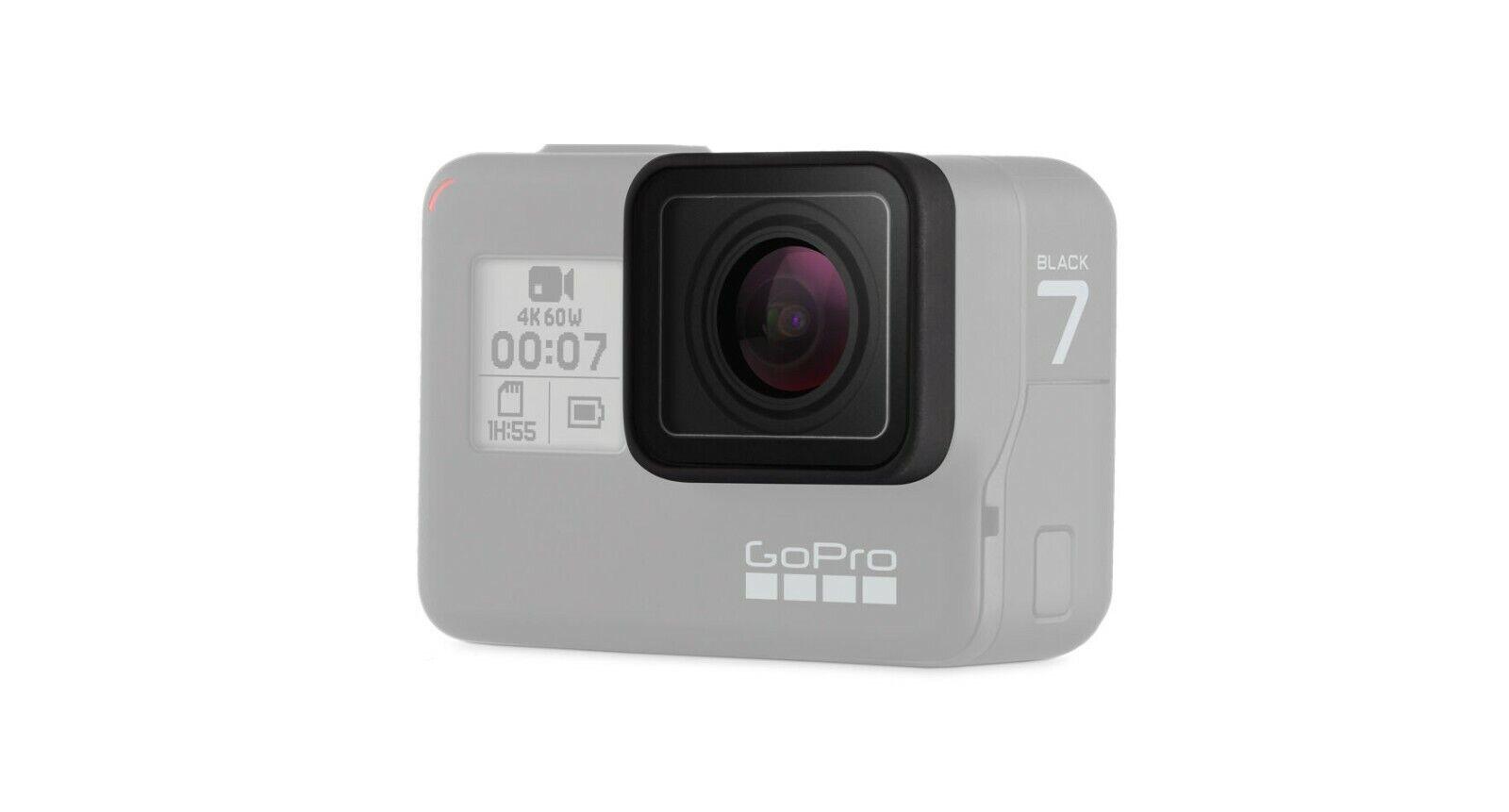 GoPro AACOV-003 Ricambio Lente Protettiva Compatibile con Hero7 Nero non Incluso