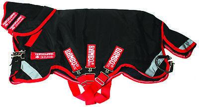 - Horseware Ireland Rambo Supreme Turnout Blanket Heavy with Varilayer