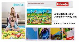 Dwinguler Kid's Playmat baby rug kids floor mat Animal Orchestra Hoppers Crossing Wyndham Area Preview