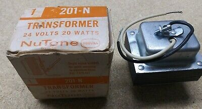Nutone 201-n Transformer - New In Box