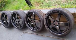 Audi  Vw  20inch stance wheels Blacktown Blacktown Area Preview