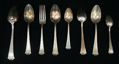 FLAIR 1956 CASSEROLE or BERRY SERVING SPOON BY 1847 ROGERS BROS IS