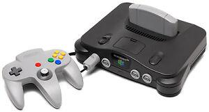 Nintendo 64 Consoles   eBay