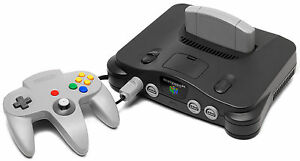 Sell n64 (nintendo 64) consoles & games!