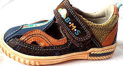 BUCKLE MY SHOE CANVAS SHOES BEST BOYS SANDALS RRP £45 SAVE £35 sale      (Best Boys' Shoes)
