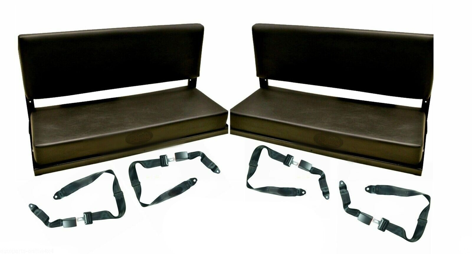 Land Rover Defender 90 110 2 Folding Rear Bench Seats 4