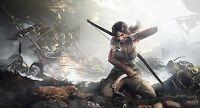 Poster 42x24cm Lara Croft Tomb Raider 04 -  - ebay.es
