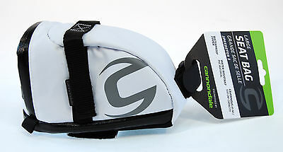 Cannondale Speedster 2 Bicycle Seat Bag, White, Large, CU4070LG02