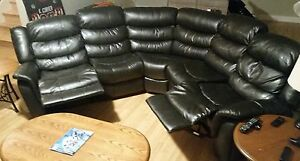 Angled couch for sale