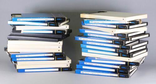 Lot of 29 iOmega Bernoulli 10MB Flexible Disk Cartridges Floppy Disc Vintage