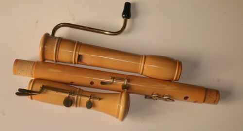 Nice Keyed bass recorder