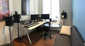 2 x post Production Professional Edit Suites Available for Hire Moore Park Inner Sydney Preview