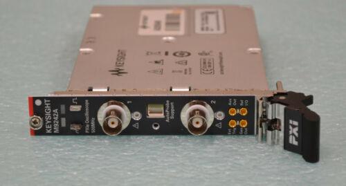 Keysight M9242A PXIe 500MHz Oscilloscope Guaranteed GOOD, 3 Available