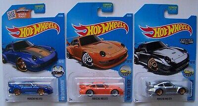 Hot Wheels Porsche 993 GT2 Choice Lot; 3 Different Cars per Lot