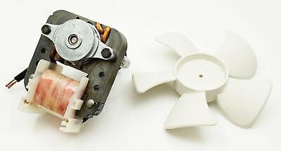 SUB-ZERO 7010318 Refrigerator Evaporator Fan Motor Assembly 12V 6.2W