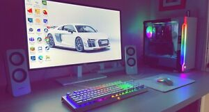 Clean Gaming PC Setup! Strathfield Strathfield Area Preview