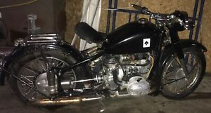 1965 CHANG JIANG CJ750. ***INCLUDES A BOX OF BRAND NEW PARTS!***