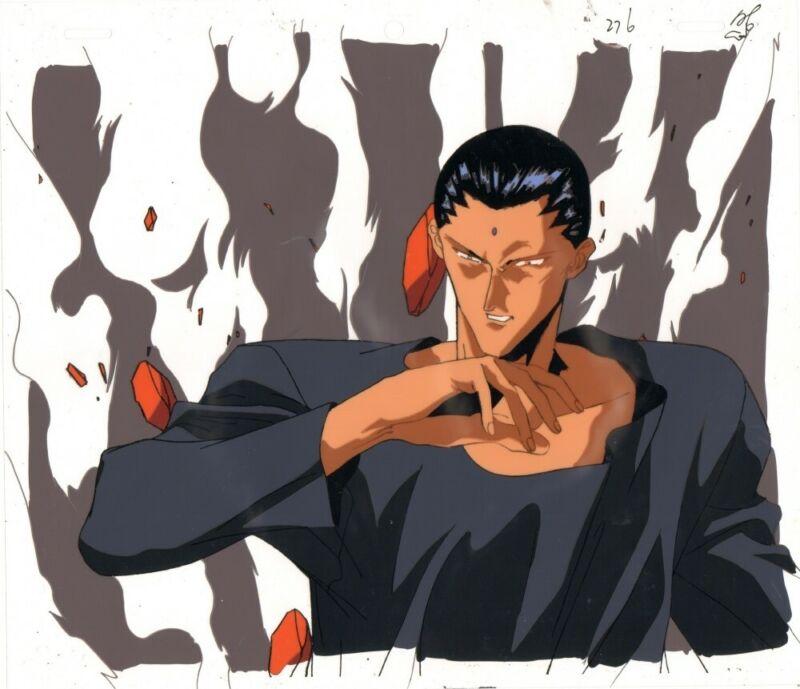 Anime Cel Yu Yu Hakusho #183
