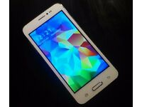 White Unlocked Android Smart Phone Dual Sim Boxed Unused with all Original Accessories