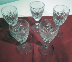 Royal Brierley Crystal - £4 Each or all For £16