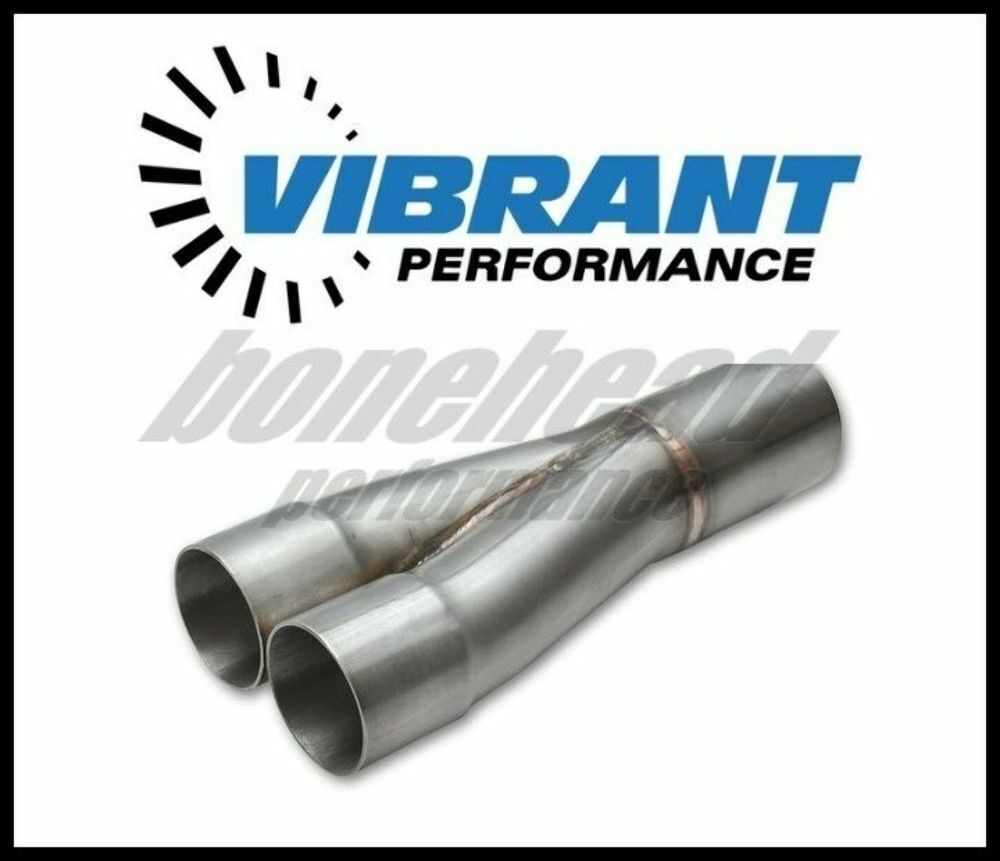 Vibrant 10356 2-1 Stainless Steel Merge Collector