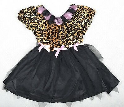 NWT Childrens Place Halloween Leopard Costume Size XXS 2-3 - Halloween Costume Places