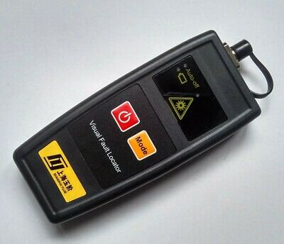 Visual Fault Locator 50mw Vfl Fiber Optic Cable Laser Tester