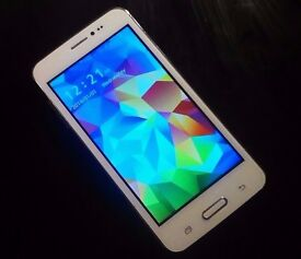 White Unlocked Android Smart Phone Dual Sim Boxed Unused with all Original Accessories (post add £5)