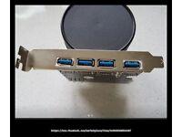 USB3 PCI CARDS