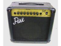 Park by Marshall G10R amp