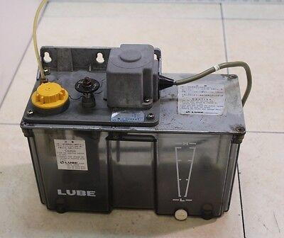 Lube Corp Automatic Lubricator Mmxl-iii Lubrication System