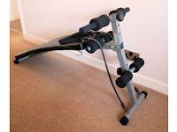 Fitness workbench
