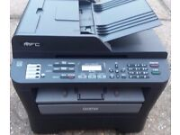 Brother MFC-7460DN All-in-One Printer With EXTRA Toner & Drum BRAND NEW