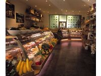 AT HOME CATERING deli assistant