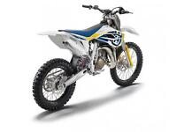 Husqvarna Tc 85 2015 Big wheel