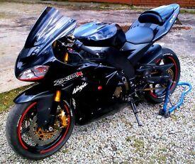 Kawasaki ZX10R Ninja Gen 1 04/05...Swap for road legal 125 mx