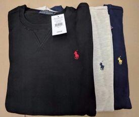 Ralph Lauren Jumper Wholesale Only S-XL