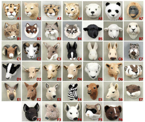 (6) DIFFERENT COLLECTIBLE FURRY ANIMAL MAGNETS!SUPPORT OUR UNWANTED PETS  RESCUE