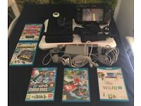 Nintendo Wii U Black 32GB Bundle