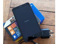 "Nokia Lumia 1320 - 8GB - Black (Unlocked) 6"" Smartphone"